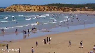 Австралия, Пляжи и Океан - Серфинг в Австралии - Torquay