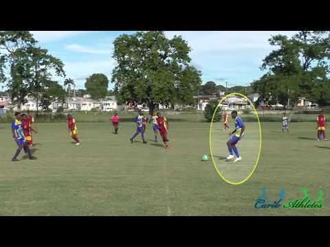 Andre Applewhaite - Left Back/ Center Back - Class Of 2020 Soccer College Recruiting Video