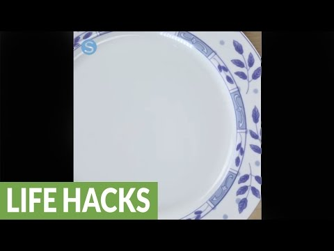 How To Best Remove Scratches From Your Dishes