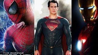 עשרת סרטי גיבורי העל הכי טובים