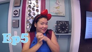 Dara The Bow Girl : Episode 5 : Halibut