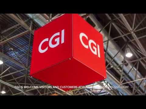 CGI at Euroshop – The World's No. 1 Retail Fair 16-20 Feb 2020