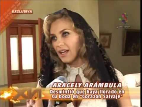 Interview: Aracely Arambula - April 05, 2010