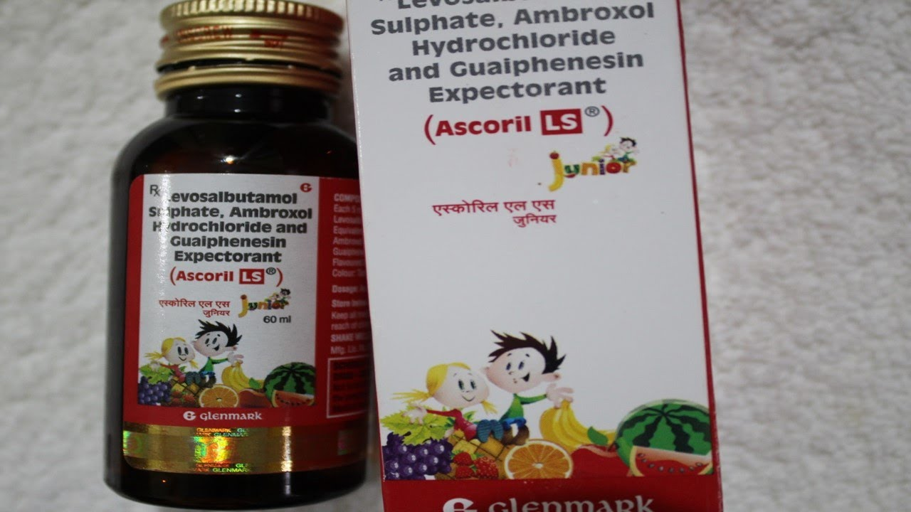 ascoril hipertenzija)