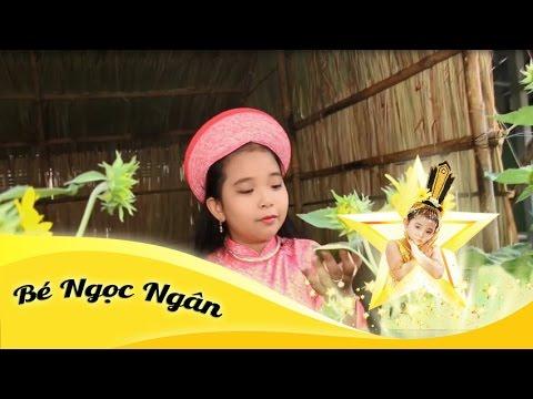 Nhạc xuân 2017 - Đêm Giao Thừa Nghe Khúc Dân Ca - Bé Ngọc Ngân