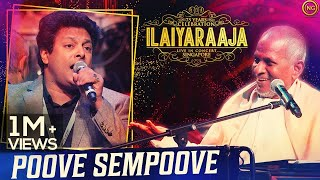 பூவே செம்பூவே | Poove Sempoove | Solla Thudikuthu Manasu | Ilaiyaraaja Live In Concert Singapore