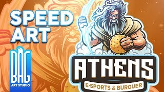 SPEED ART - ATHENS e-SPORTS & BURGUER 🍔