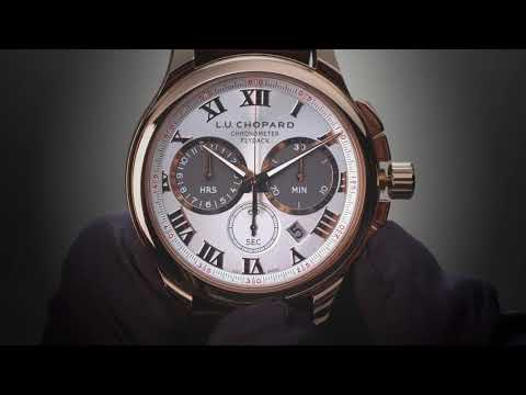 Instructions for Use of the L.U.C Chrono One - presented by Chopard