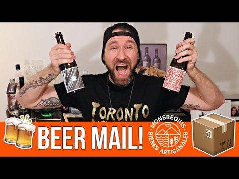 MONTREAL IN LATIN | Beer Mail | MonsRegius Bières Artisanales