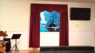 Karen Lindsey's Baptism