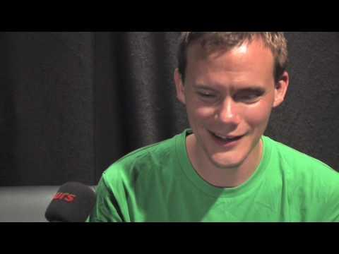 Just Jack - Interview - Montreux Jazz Festival 2009