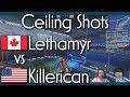 Ceiling Shots 1v1   Lethamyr (Rank 4) vs Killerican (Rank 7)