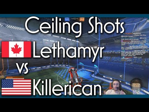 Ceiling Shots 1v1 | Lethamyr (Rank 4) vs Killerican (Rank 7)