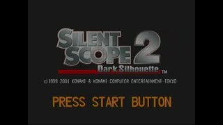 Silent Scope 2: Dark Silhouette (PS2) Gameplay Review