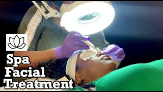 Facial Treatment | Fall Skincare Routine | Dry Skin Care Routines