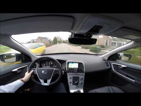 The co-drivers view: Loosdrechtse Plassen - Hilversum