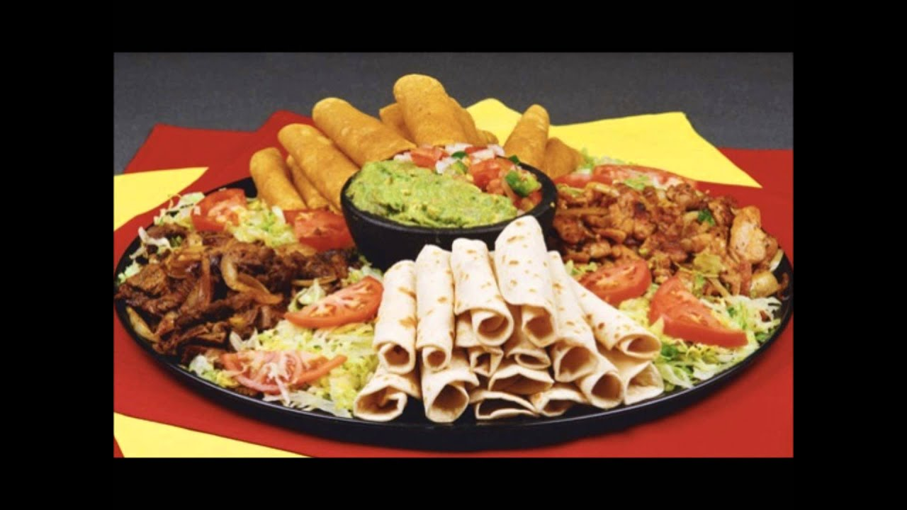 Healthy Foods To Eat At Mexican Restaurants