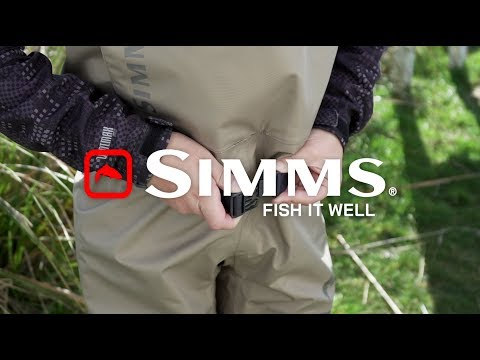 Simms Tributary Kids Waders & Boots