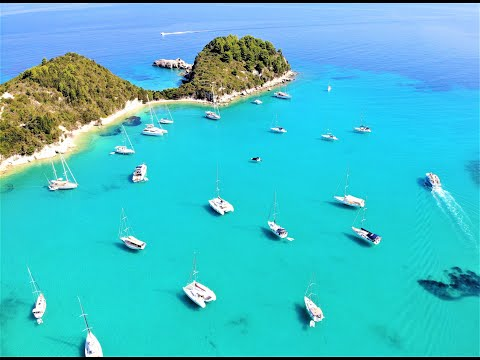Ελλάδα: Το απέραντο γαλάζιο των εξωτικών Παξών