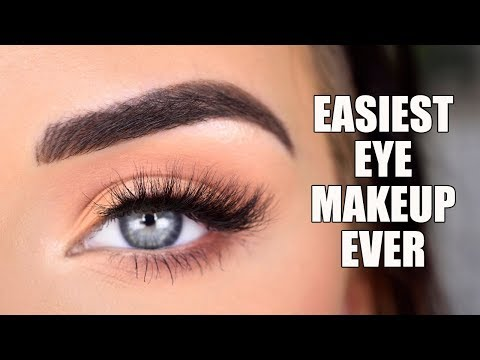 EASY Every Day Eye Makeup Tutorial | Kathleen Lights x ColourPop So Jaded Palette thumbnail