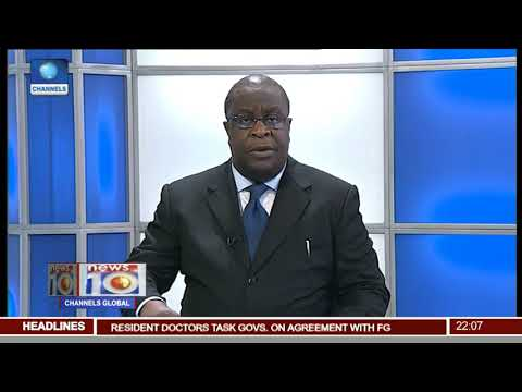Kachikwu Writes Buhari, Accuses NNPC GMD Of Insubordination Pt.1 |News@10| 03/10/17