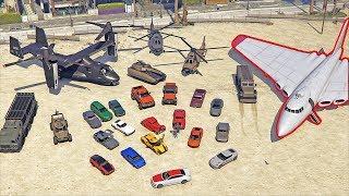 ALL GTA Online Doomsday Heist Vehicles (GTA Online Mods)