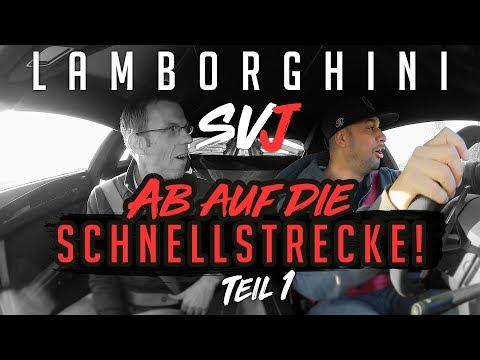 JP Performance - Lamborghini Aventador SVJ | Teil 1 | Ab auf die Schnellstrecke!