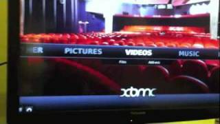 XBMC on Raspberry Pi SCALE 10x 2012