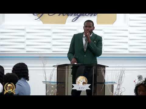 Apostolic Tabernacle of Irvington | Pastor Demetri Williams | No reason to fear l May 16, 2021