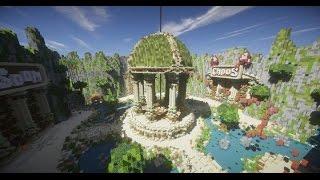 Minecraft Speed Build : Lobby/Hub