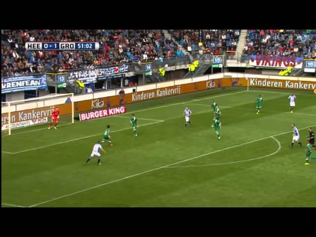Samenvatting sc Heerenveen - FC Groningen 4-2 (2013)
