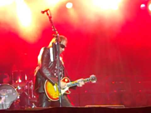 NEW YORK GROOVE,  ACE FREHLEY @ERIE COUNTY FAIR, HAMBURG 2011