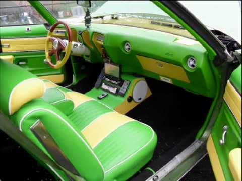 flawless custom auto interior 1976 cutlass complete youtube. Black Bedroom Furniture Sets. Home Design Ideas