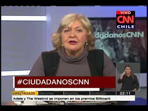 El minuto de confianza de Mónica González en #CiudadanosCNN