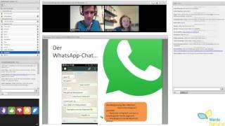 WhatsApp sicher nutzen & Konflikte lösen – Webinar #28