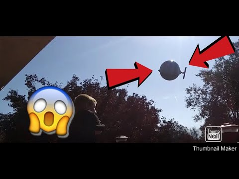Flat earther attacks man and destroys globe thumbnail