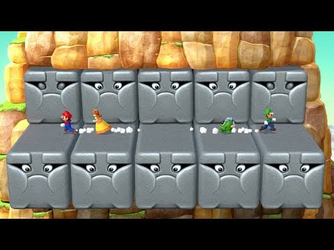 Mario Party 10 - Coin Challenge #3