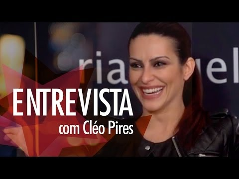 Entrevista com Cléo Pires - QG Fhits