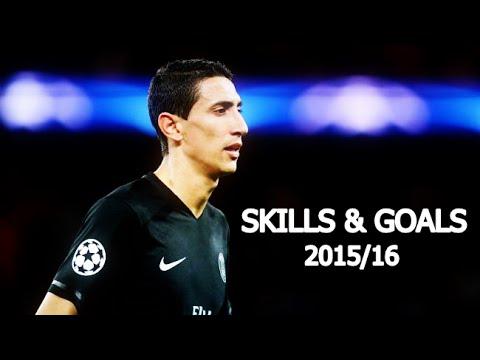 Di Maria ● Skills & Goals 2015/16 ● HD