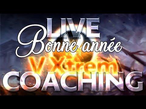 🎅 LIVE COACHING ABONNÉS avec Vitality-Xtrem sur Arena of Valor HD