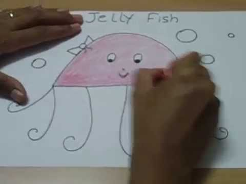 simple and basic drawing for kids - YouTube