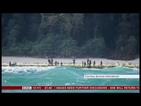 Missionary Killed By Tribe - Fisherman To Blame (India) - BBC News - 21st November 2018