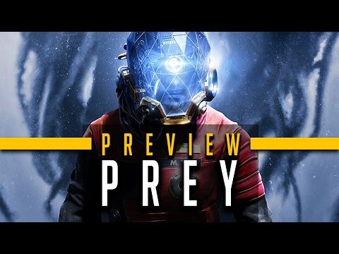 Heute ist ein SCHEISSTAG! ㊙️ PREY (2017) Preview #01