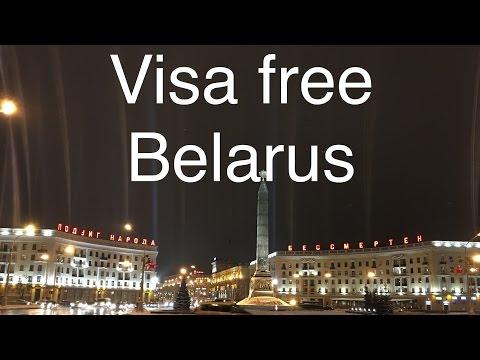 Belarus Visa free travel!!