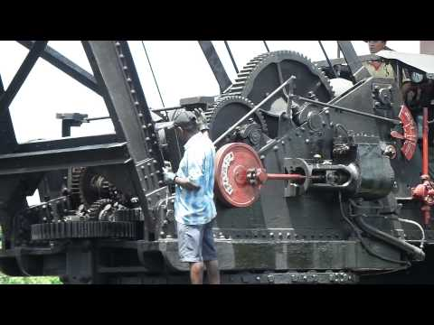 Sri Lanka Railway 30 Ton Steam Crane