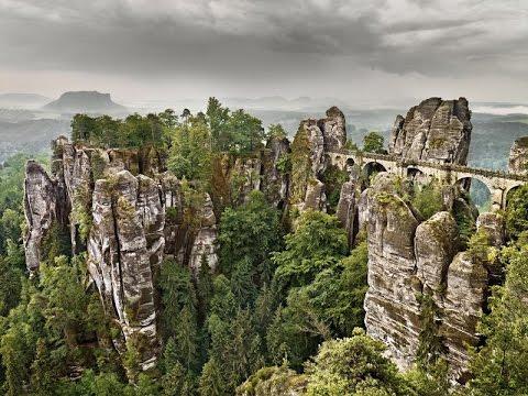 Upplev tyska naturen - Experience of German Nature