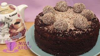 Шоколадный торт | Супер вкусный торт | Простой рецепт | Chocolate cake | Very tasty cake
