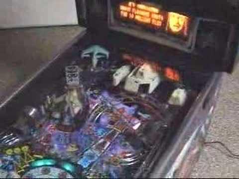 Star Trek: The Next Generation Pinball Machine (Williams