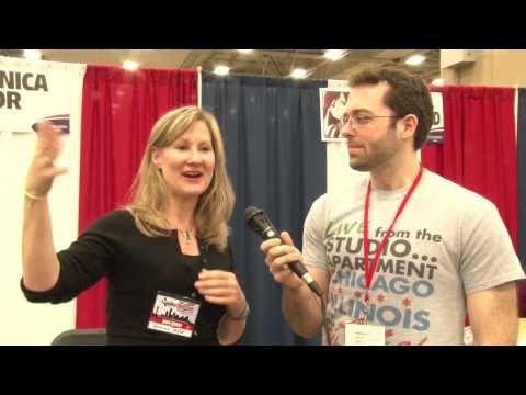 Interview with Veronica Taylor at Dallas Comic Con 2014