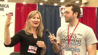 Interview with Veronica Taylor at Dallas Comic Con 2014